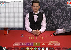 Live Baccarat Extreme Gaming